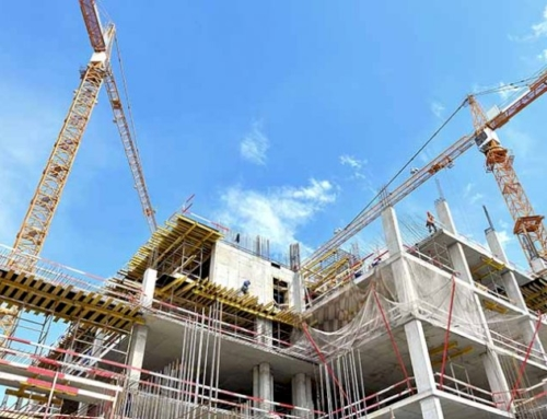 Building and construction businesses see government relief.